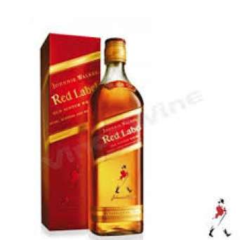 Agregar Johnnie Walker Red Label al carro