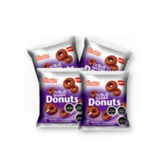 Agregar Galleta Mini Donuts 40 grs. Costa al carro