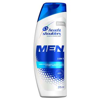 Agregar Shampoo Head & Shoulders 3 en 1 / men al carro